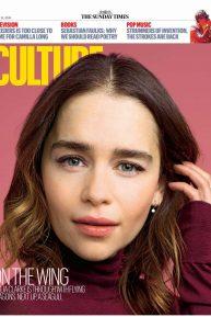 Emilia Clarke - The Sunday Times Culture Magazine (March 2020)