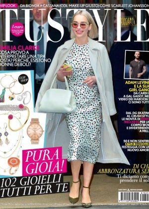 Emilia Clarke - Tu Style Magazine (June 2018)