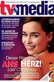 Emilia Clarke - TV-Media Magazine (November 2019)