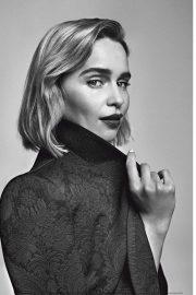 Emilia Clarke - Vanity Fair Italy Magazine (December 2019)