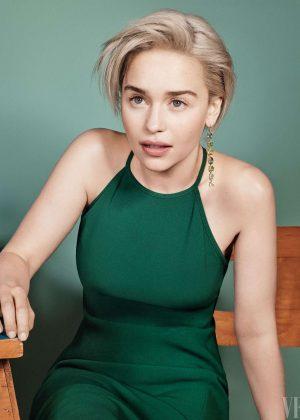 Emilia Clarke - Vanity Fair Magazine (Summer 2018)