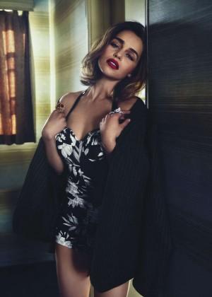 Emilia Clarke - Vogue Australia Magazine (May 2016)