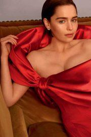 Emilia Clarke - Vogue (España - May 2019 issue)