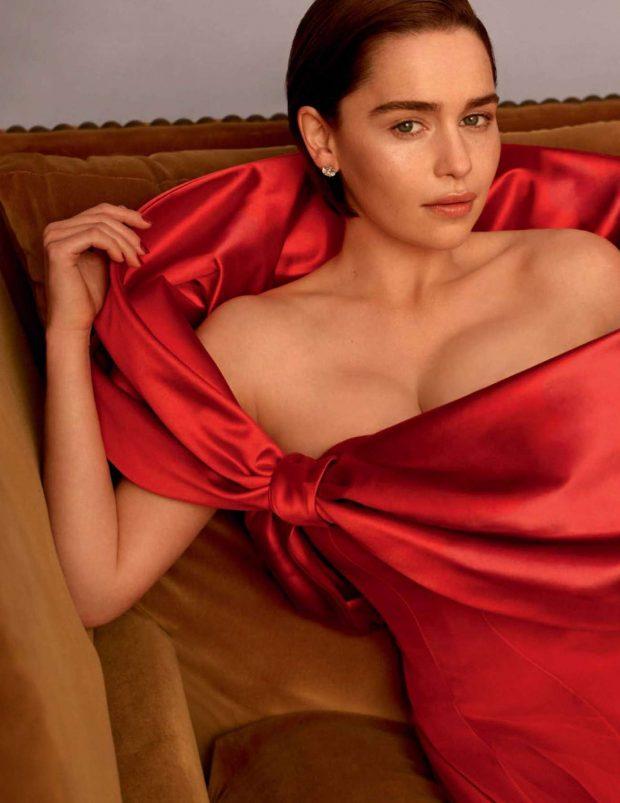 Emilia Clarke - Vogue (España - maj 2019 udgave)