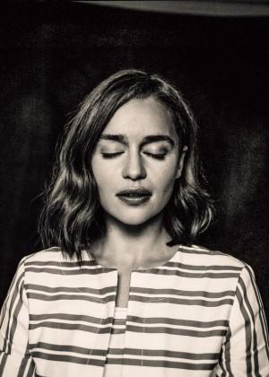 Emilia Clarke - ZEIT Magazine 2015