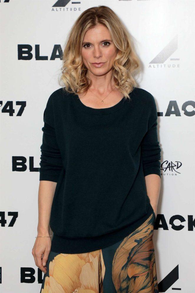 Emilia Fox – 'Black 47' Screening in London