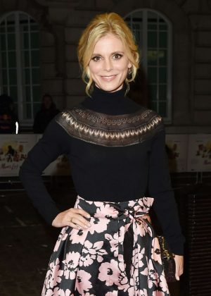 Emilia Fox - 'Mum's list' Premiere in London
