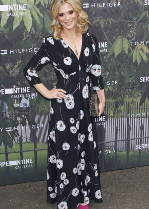 Emilia Fox - The Serpentine Summer Party 2016 in London