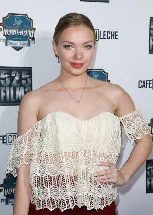 Emilia McCarth - 'Cafe Con Leche' Premiere in Los Angeles