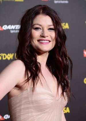 Emilie de Ravin - 2015 G'Day USA GALA featuring the AACTA International Awards in LA