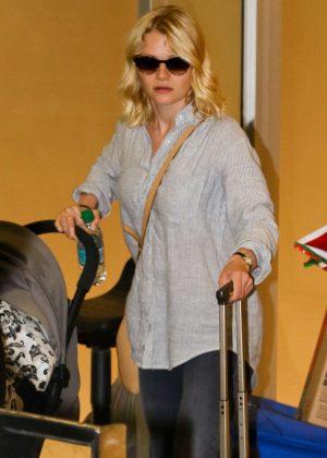 Emilie de Ravin - Arriving in Rio de Janeiro