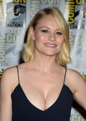 Emilie de Ravin - 'Once Upon A Time' Press Line at Comic-Con International in San Diego