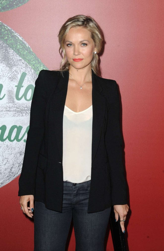Emilie Ullerup - 'Nutcracker Christmas' Premiere in LA
