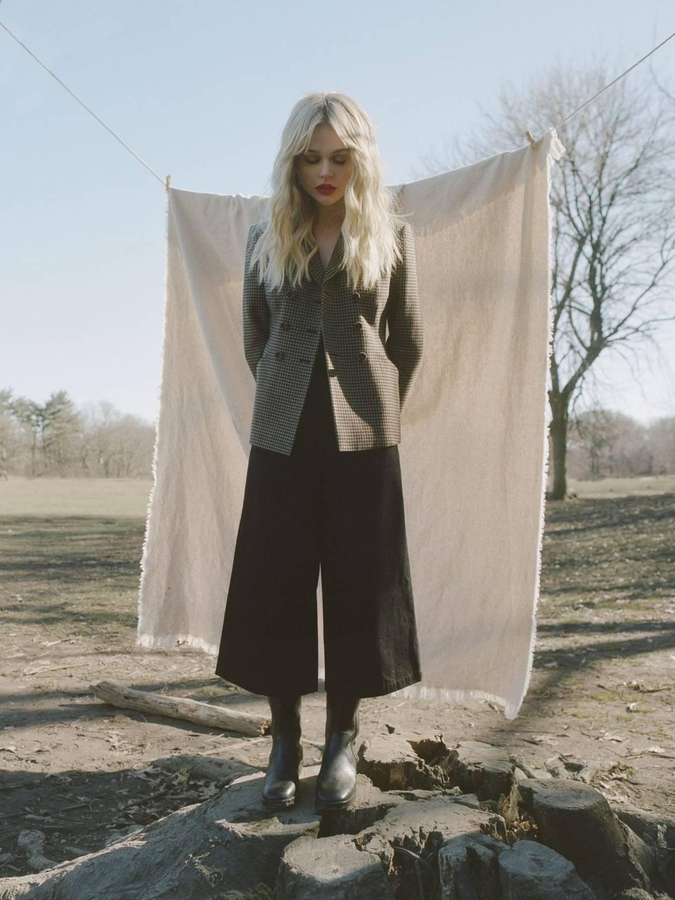 Emily Alyn Lind 2021 : Emily Alyn Lind – Harpers Bazaar (March 2021)-03