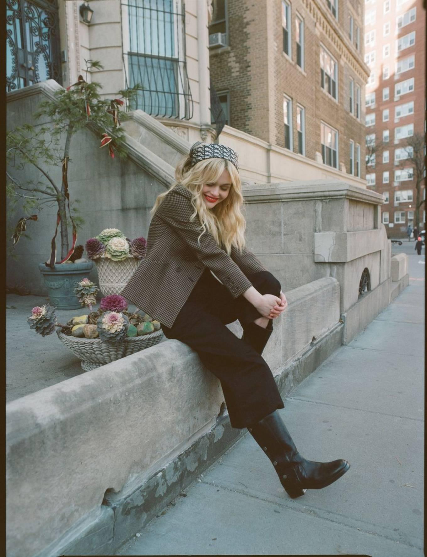 Emily Alyn Lind - Harpers Bazaar (March 2021)