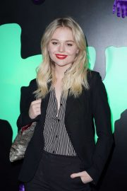 Emily Alyn Lind - 'Huluween Party' at New York Comic Con in New York City