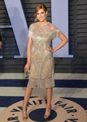 Emily Arlook - 2018 Vanity Fair Oscar Party in Hollywood