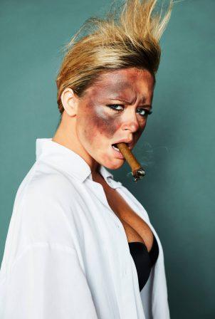 Emily Atack - Mark Hayman Photoshoot - October 2020