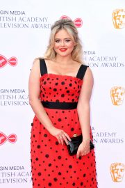 Emily Atack - BAFTA Television Awards 2019 in London