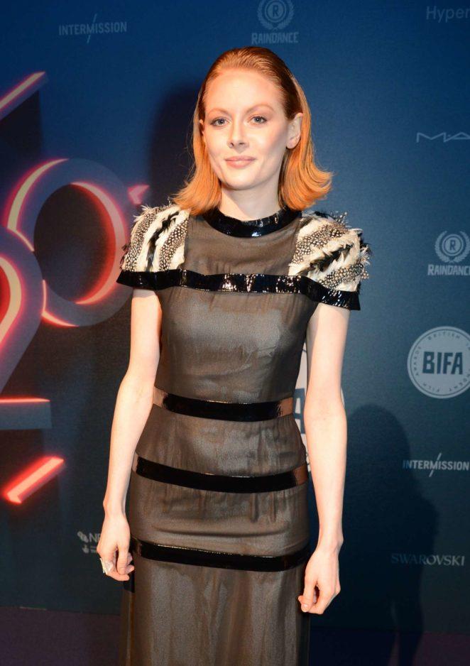 Emily Beecham - 2017 British Independent Film Awards in London