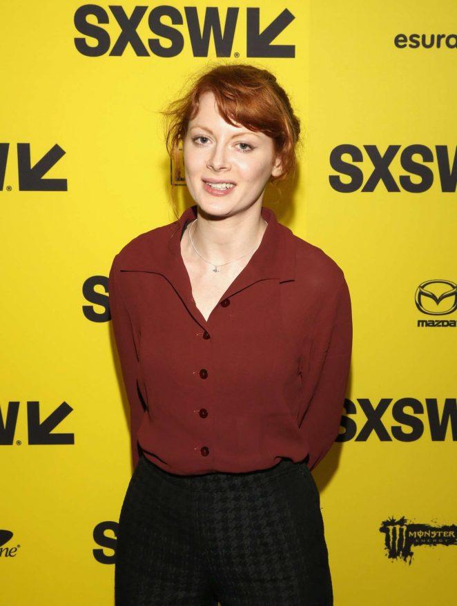 Emily Beecham - 'Daphne' Premiere at 2017 SXSW Festival in Austin