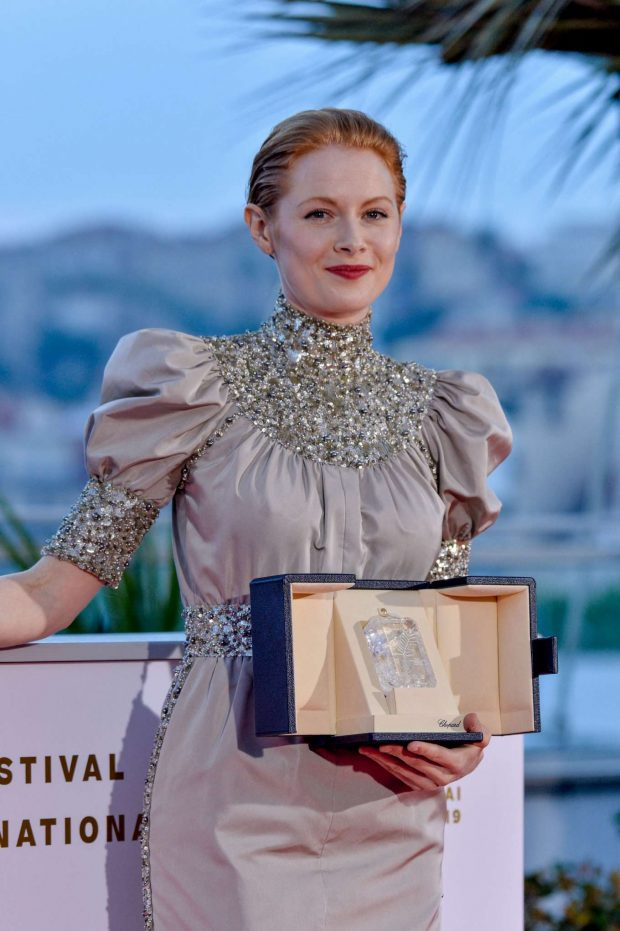Emily Beecham - Winner of the Best Actress at 2019 Cannes Film Festival