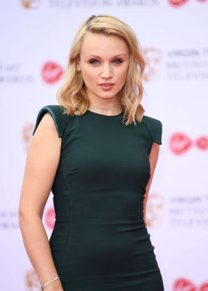 Emily Berrington - British Academy Television Awards 2017 in London