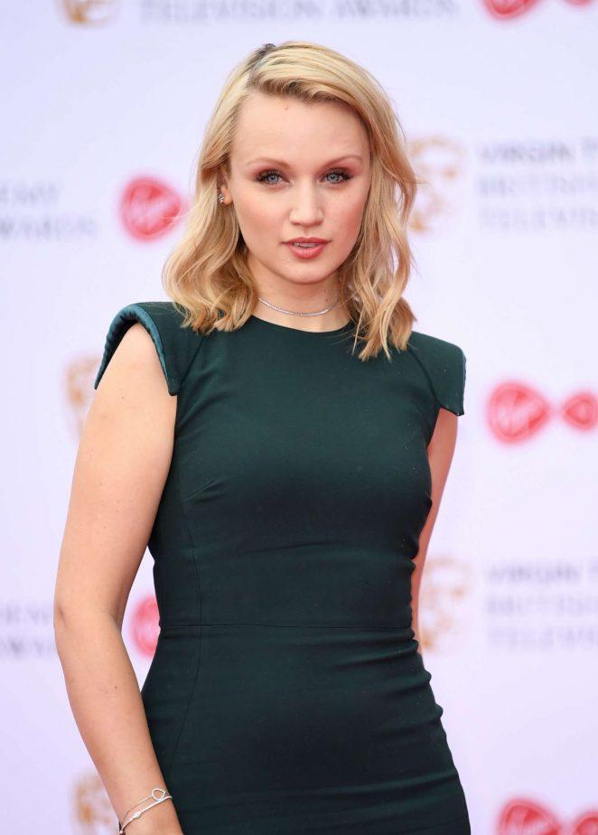 Emily Berrington - British Academy Television Awards 2017 in London