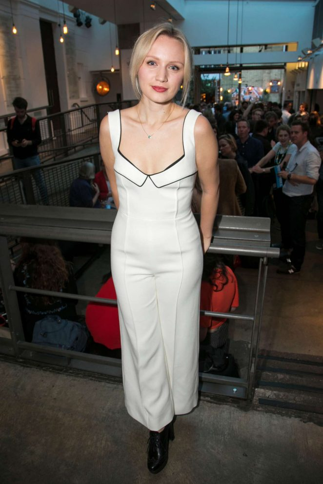 Emily Berrington - 'Machinable' Party in London