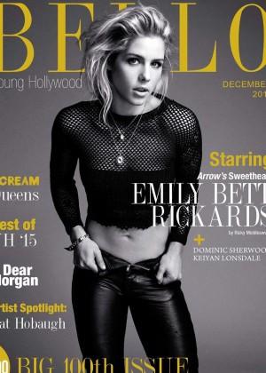 Emily Bett Rickards: BELLO Magazine 2015 -05