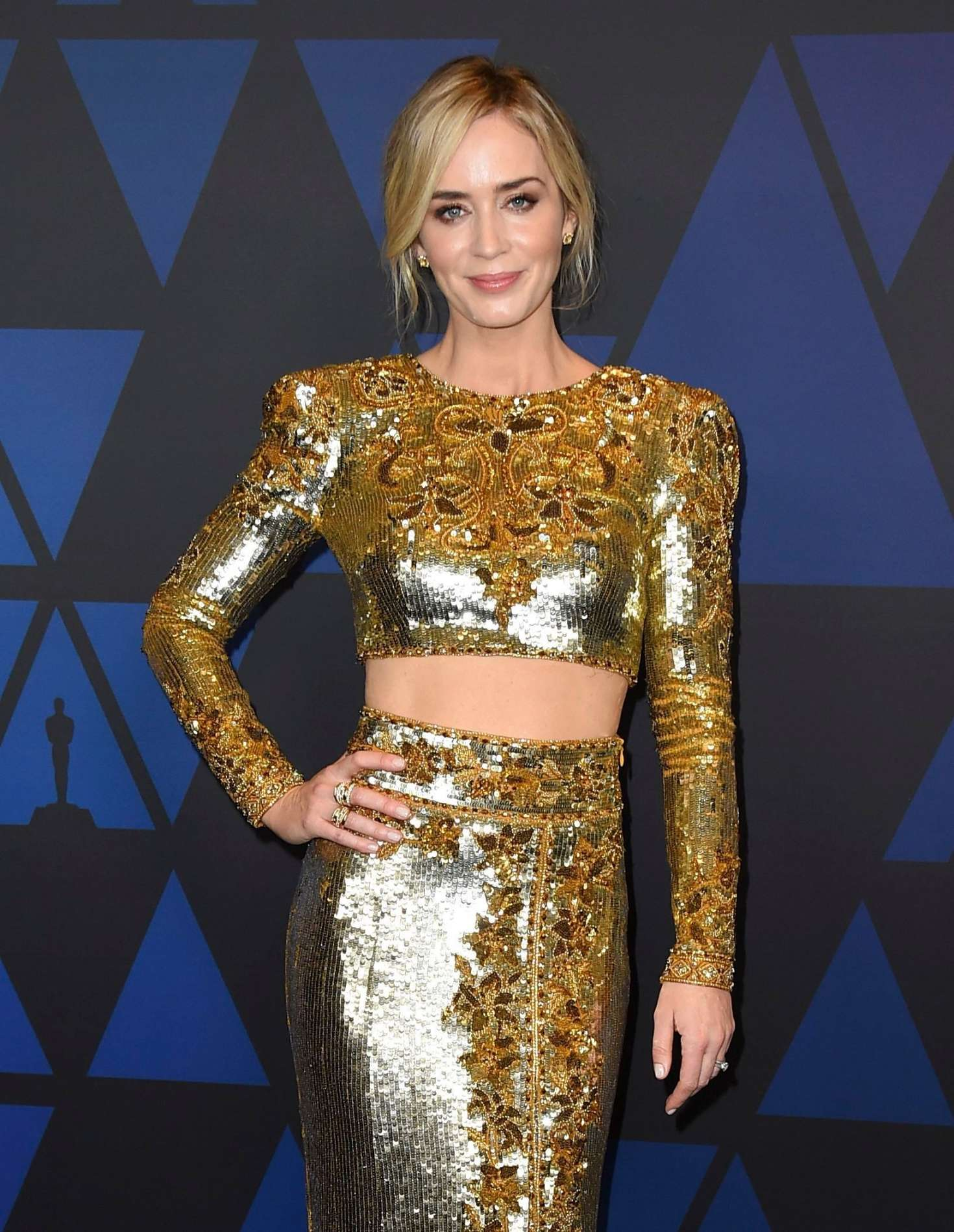 Emily Blunt - 2018 Governors Awards in Hollywood