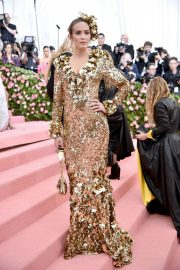 Emily Blunt - 2019 Met Gala in NYC