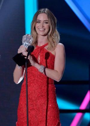 Emily Blunt - 2015 Critics Choice Movie Awards in LA
