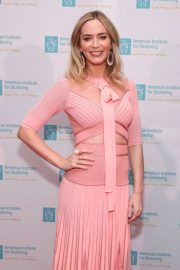 Emily Blunt - American Institute For Stuttering 13th Annual Gala in NYC