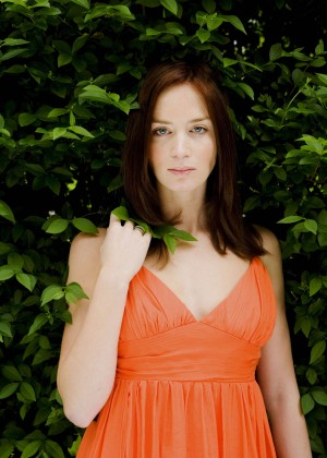Emily Blunt by Alex James Photoshoot -02