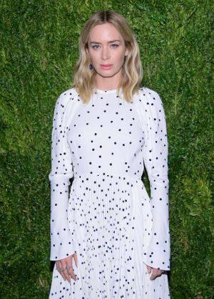 Emily Blunt - CFDA/Vogue Fashion Fund 15th Anniversary Event in Brooklyn