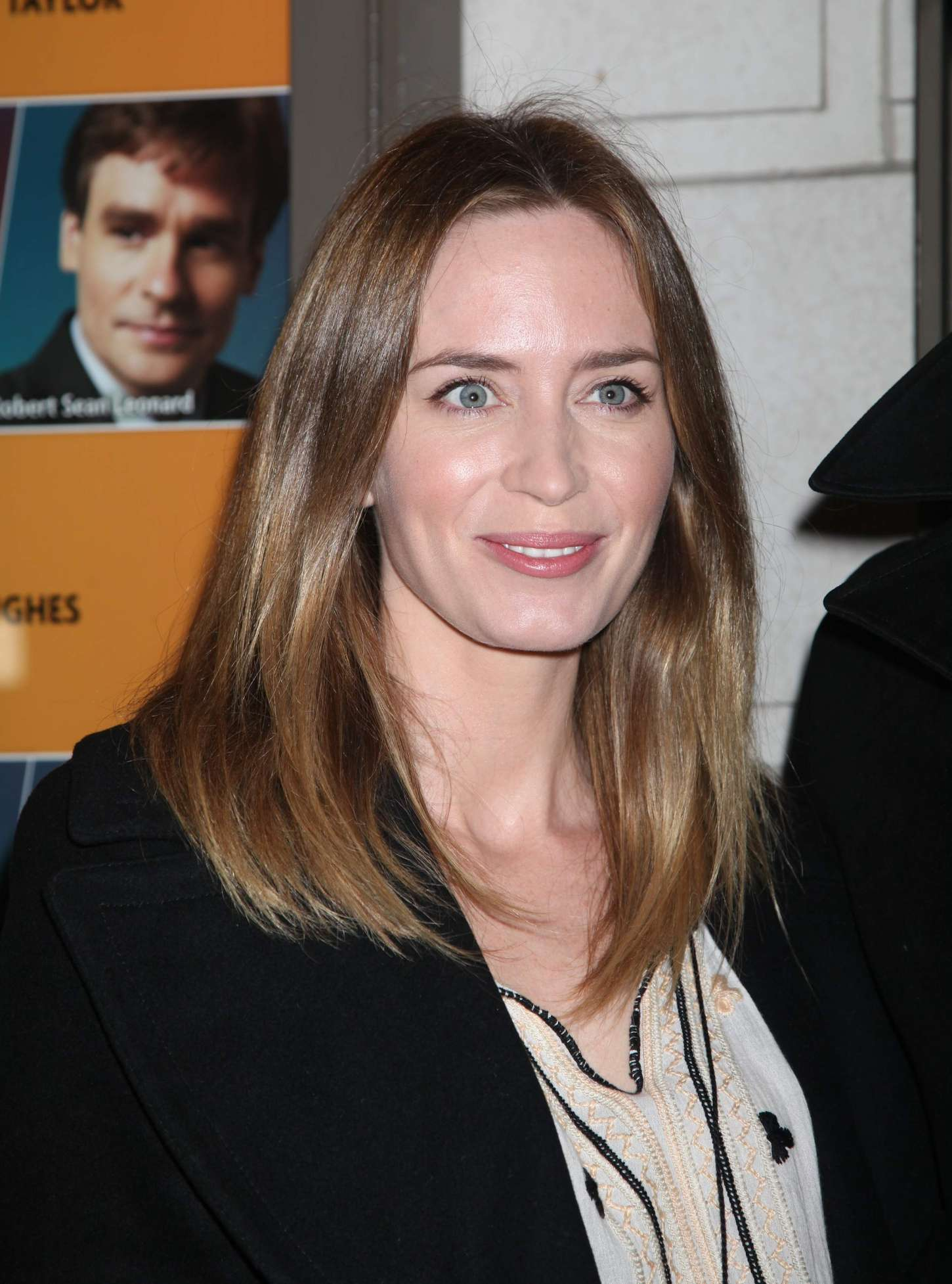 Emily Blunt - 'Fool For Love' Broadway Opening Night in NYC