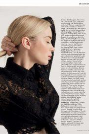 Emily Blunt - Marie Claire Magazine Australia - April 2020