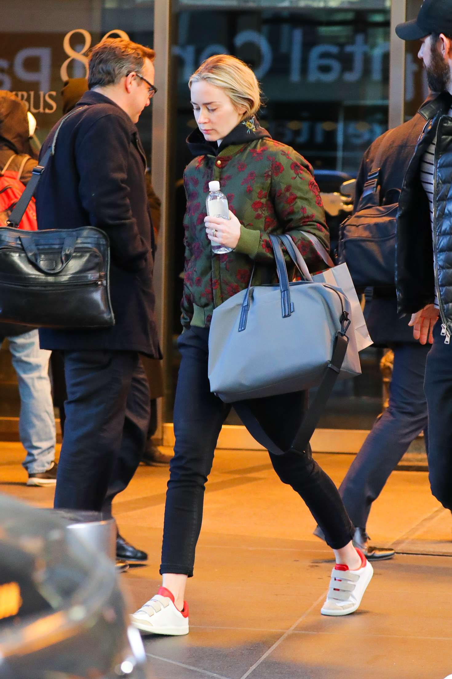 Emily Blunt 2018 : Emily Blunt: Out in New York -03