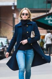 Emily Blunt - Out in Tribeca