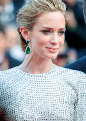"Emily Blunt - ""Sicario"" Premiere in Cannes"
