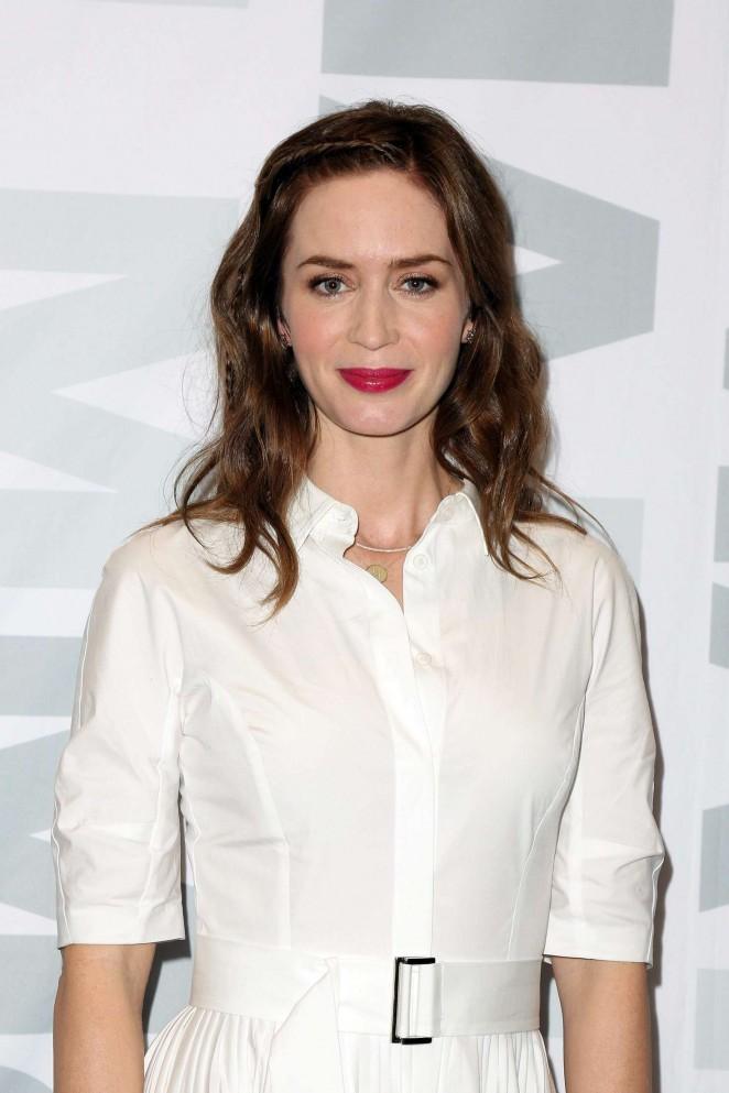 Emily Blunt - 'Sicario' Screening in New York