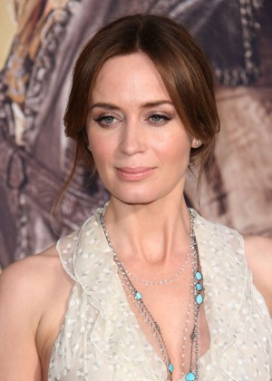 Emily Blunt - 'The Huntsman: Winter's War' Premiere in Westwood