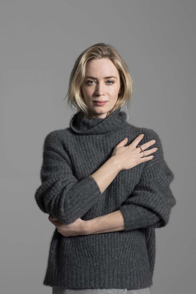Emily Blunt - Variety Power of Women NY (April 2018)
