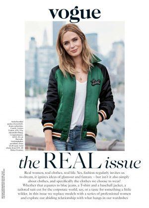 Emily Blunt – Vogue UK Magazine (November 2016) | GotCeleb