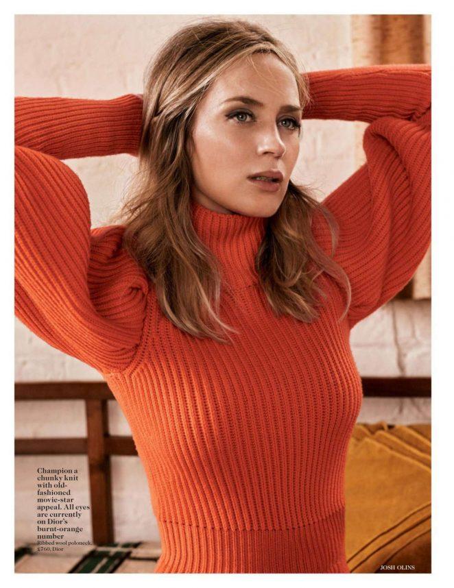 Emily Blunt: Vogue UK 2016 -07   GotCeleb
