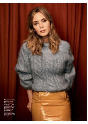 Emily Blunt – Vogue UK Magazine (November 2016)  Emily Blunt