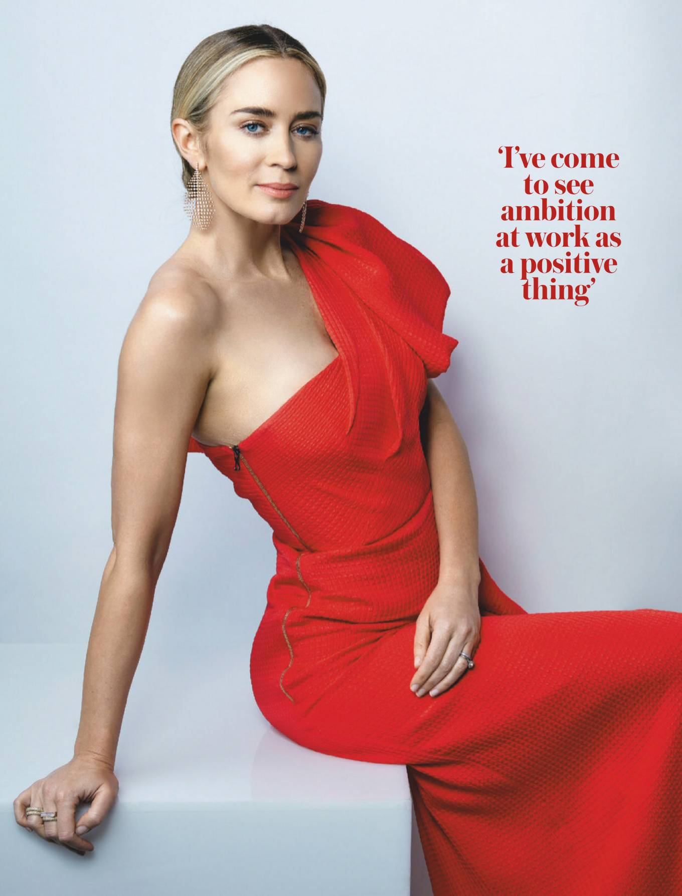 Emily Blunt - Woman & Home South Africa (June 2020)