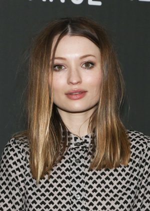 Emily Browning - 'Golden Exits' Premiere at 2017 Sundance Film Festival in Utah