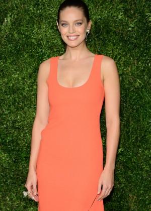 Emily DiDonato - 2015 CFDA/Vogue Fashion Fund Awards in NYC